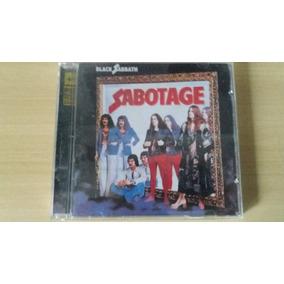 Cd - Black Sabbath - 1975 - Sabotage