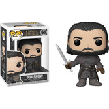 Funko Pop Jon Snow (61) Game Of Thrones