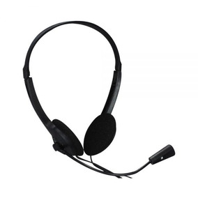 Headset Preto Estereo P2 - X-cell