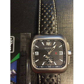 Relógio Gucci Original Made Suíço Masculino Único 42mm
