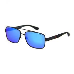fc5917ada3375 Oculos De Sol Masculino Quadrado Original - Óculos De Sol Tommy ...