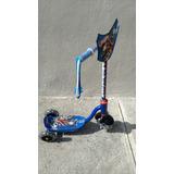 Scooter / Patin Del Diablo Hot Wheels