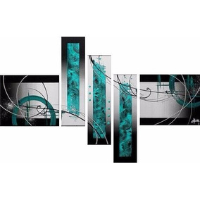 Cuadros Decorativos Modernos Abstractos Y Minimalistas