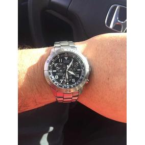 Citizen Eco-drive Perpetuas Calendar Chronometer Titanium