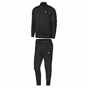 Conjunto Pants De Hombre Nike 89222 Negro