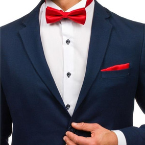 Corbata Moño Y Pañuelo Para Adultos
