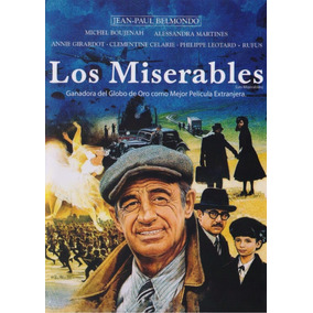 Los Miserables 1995 Jean-paul Belmondo Pelicula Dvd