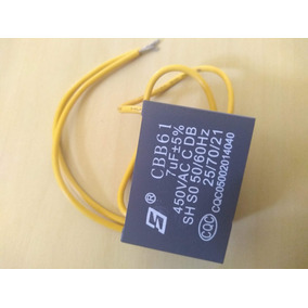 Capacitor 7mf - Svp10 - Gyj668dq22