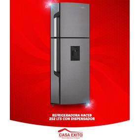 Refrigeradora Haceb 252lts 2puertas-dispen Asf252se-2p-ti