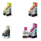 Kit 5 X Carb Up Gel 10 Saches - Total 50 Saches - Sabores