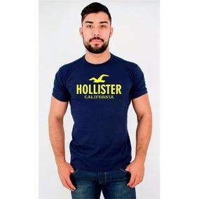 Camiseta Camisa Hollister Otima Qualidade Super Promoção!