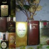Whisky Buchanans 18 12 Y Old Parr Botella Sellada Y Caja