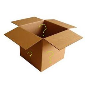 Caixa Misteriosa N.3