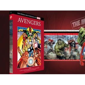Coleccion De Libros Marvel Salvat Del 1 Al 61