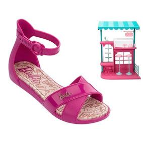 Sandalia Barbie Confeitaria 21921 - Acomanha Um Brinde