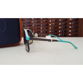 d9aad4fae8fc7 Oculos Redondo Azul Agua - Óculos no Mercado Livre Brasil