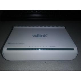 Switch Wilink 8 Puertos Modelo C08 10/100m