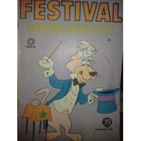 Comic Festival Hanna-barbera ,numero20,retro 1969 ,seu