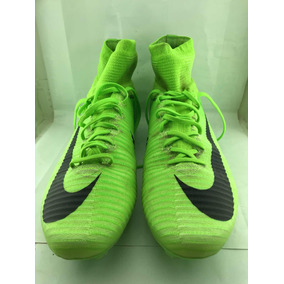 buy online 28bd3 68f2b Botines Nike Mercurial Superfly V Fg Flyknit Talle