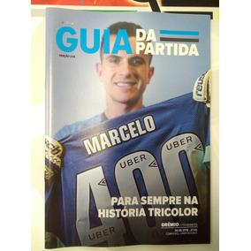 Guia Da Partida 234 - Grêmio X Estudiantes - 2018