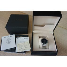 Relógio Bulgari Solotempo 41mm Diâmetro