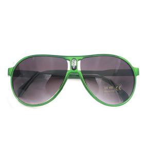 Oculos Aviador Lente Verde - Óculos De Sol no Mercado Livre Brasil da3a76e728