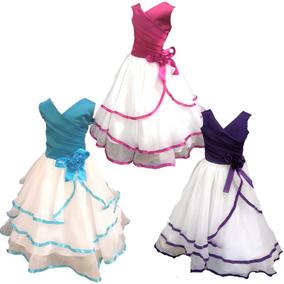 Vestidos Niñas Y Adolescentes By Plutonio 2019