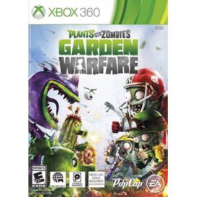 Plants Vs Zombies Xbox 360 Mídia Física Lacrado