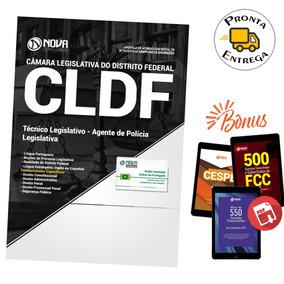 Apostila Cldf 2018 - Agente De Polícia Da Câmara Legislativa