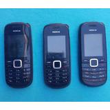 Lote Com 3 Celulares Nokia 1661 (leia A Descrição)