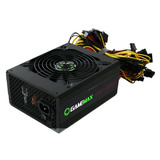 Fuente De Poder Gamemax 1350w Gm-1650 80+ Plus Gold Atx
