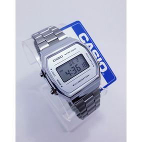 ec9d4f86152b Reloj Casio A 168 Plata - Reloj de Pulsera en Mercado Libre México