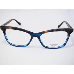 Armacao Oculos Ana Hickmann Azul - Óculos no Mercado Livre Brasil 7f945894cd