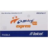 Chip Telcel Lada Puebla