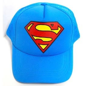 ea5a88edcccc0 Gorra Superman Black. Tamaulipas · Super Héroes Gorras Trucker Envio Gratis