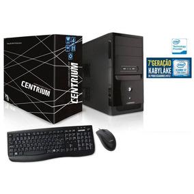 Pc 7700 Intel Core I7-7700 3.6ghz 8gb Ddr4 1tb Linux Elitel