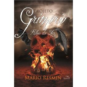 Livro Projeto Grimório - Resmin,mário