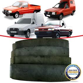 Sapata Freio Traseiro Fiat Fiorino 1988 À 2013 Top De Linha