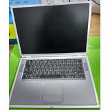Laptop Mac Apple Powerbook G4 M5884 2000 Titanium Teclado