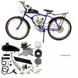 Kit Motor Para Bicicleta 80cc