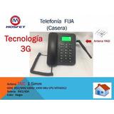 Telefono Rural 3g Zona Rural Telcel Unefon Movistar +chip