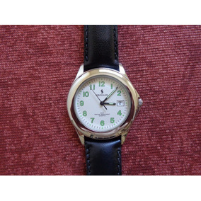 Relógio Séculus Quartz - Máquina Eta Swiss - Original