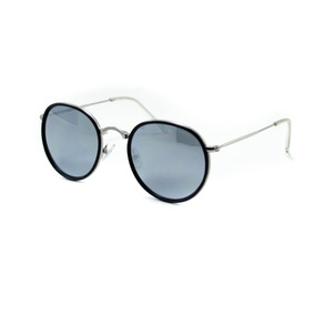 2db5793007936 Óculos De Sol Atitude - At3192 03a - Prata  Preto