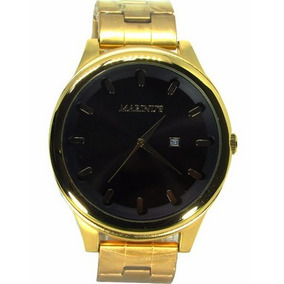 680643650c0 Relogio Marinus Dourado Feminino - Relógios De Pulso no Mercado ...