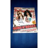 Revista Rolling Stones Nº114 Guns Roses. 20 Años De Appetite