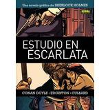Comic Sherlock Holmes 1 - Estudio En Escarlata