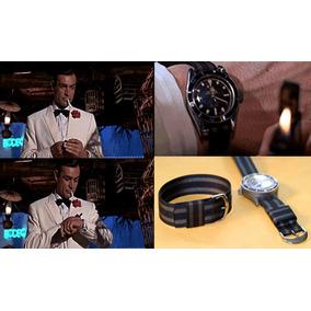 Pulseira Nato James Bond Vintage Sean Connery