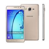 Smartphone Samsung Galaxy On7 G600fy Dourado