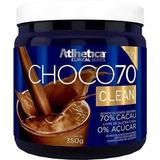 Achocolatado Choco 70 Clean 350g - Atlhetica Nutrition