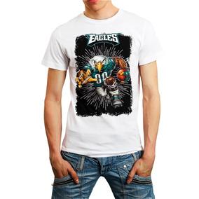 Camiseta Camisa Eagle Futebol Americano Roupa Homem Menino cb91c909b6e48